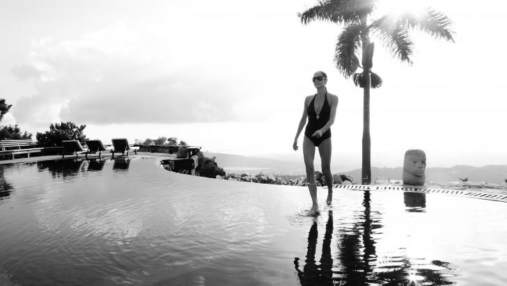 Daniela Federici in Strawberry Hills Jamaica