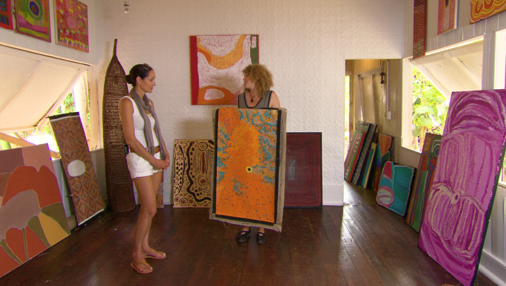Daniela Federici in Broome, Australia - Short St Galleries