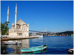Bosphorus-Sea-Istanbul-Turkey
