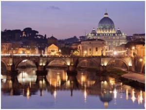 Castel-Saint-Angelo-Rome-Italy