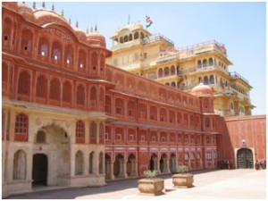 City-Palace-Pink-Palace-Jaipur-India