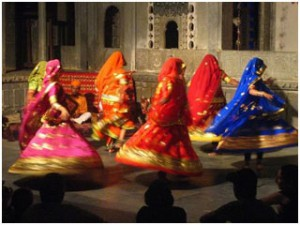 Dance-Jaisalmer-India