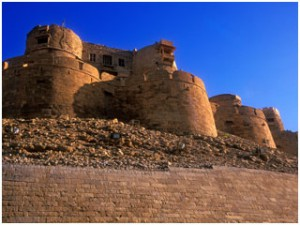 Fort-Palace-Jaisalmer-India