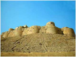 Fortress-Jaisalmer-India