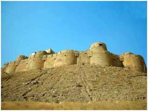 Fortress-Jaisalmer-India