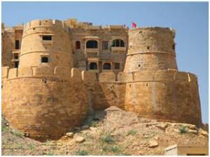 Garh-Jaisal-Jaisalmer-India