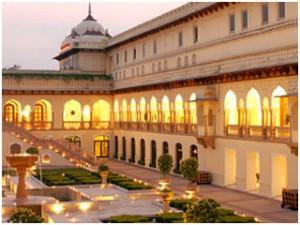 Jaipur-Rambagh-Palace