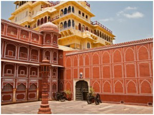 Maharja-Ram-Singhs-City-Palace-Jaipur-India