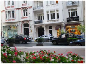 Nisantasi-Istanbul-Turkey