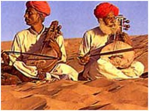 Rajasthan-Music-Jaisalmer-India