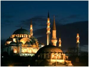 Suleymaniye-Mosque-Istanbul-Turkey