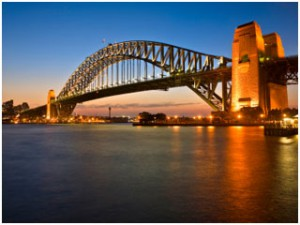 Sydney-Harbour-Bridge-Sydney-Australia