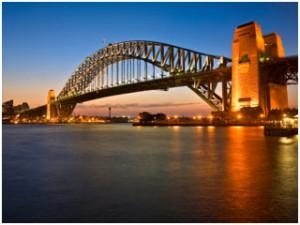 Sydney-Harbour-Bridge-Sydney-Australia