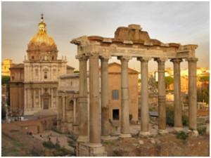 The-Roman-Forum-Rome-Italy