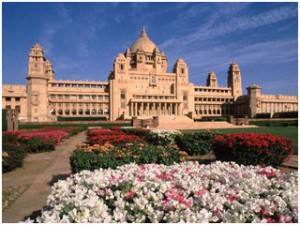 Umaid-Bhawan-Palace-Jodphur-India