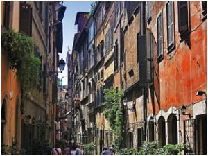 Via-Dei-Coronari-Rome-Italy